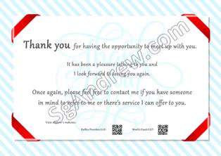 Thank You-Ribbon